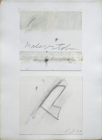 To Malevitch, 1974