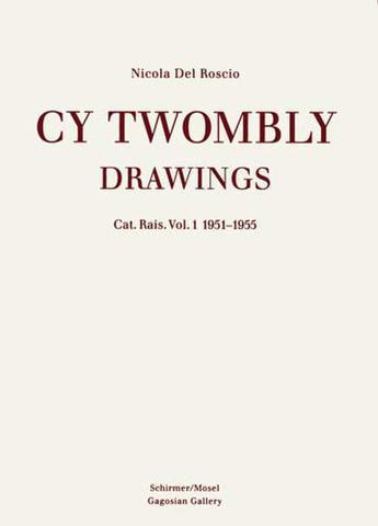 Catalogue Raisonné of Drawings Vol. 1