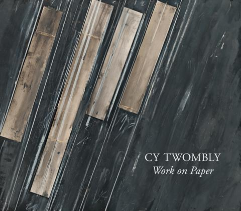 Cy Twombly. Work on Paper. Catalogue VI