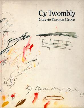 Cy Twombly. Arbeiten auf Papier
