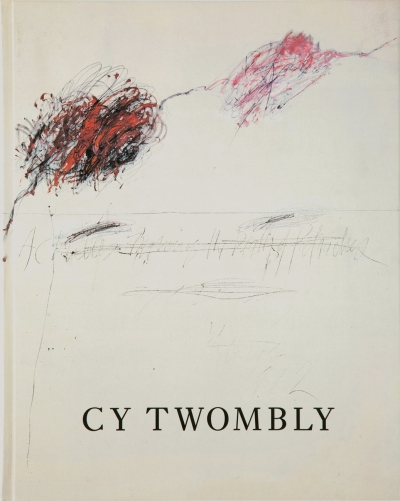 cy twombly - monographs - cy twombly foundation