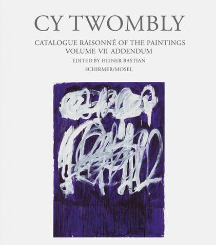 Catalogue Raisonné of Paintings Vol. VII Addendum
